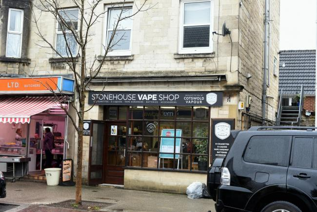 Stonehouse Vape Shop