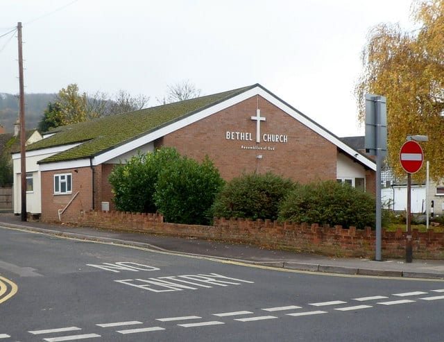 Bethel Church Stonehouse