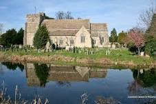 St Cyr's Church Stonehouse parish church is St Cyr's