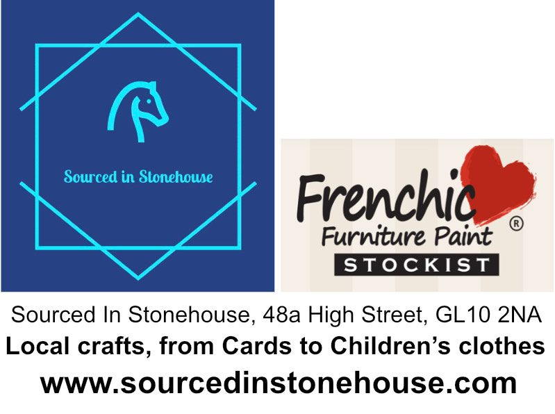 Sourced in Stonehouse