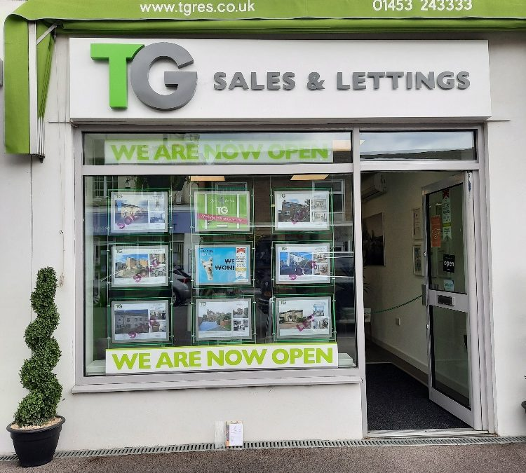 TG sales and lettings