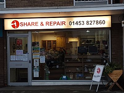 Share and Repair